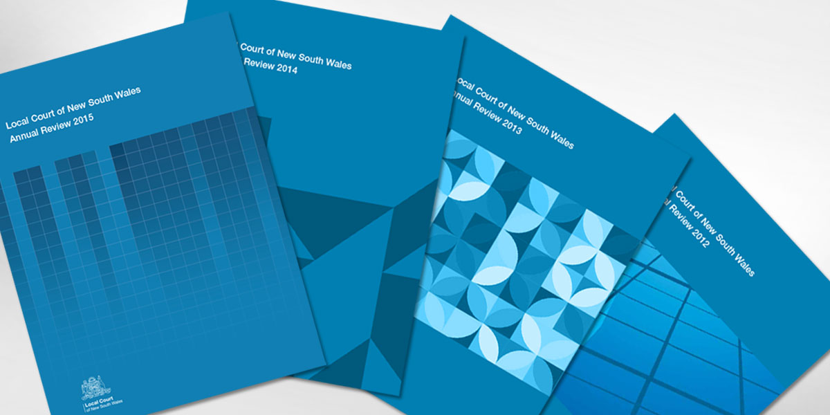 Local Court of NSW Annual Reports