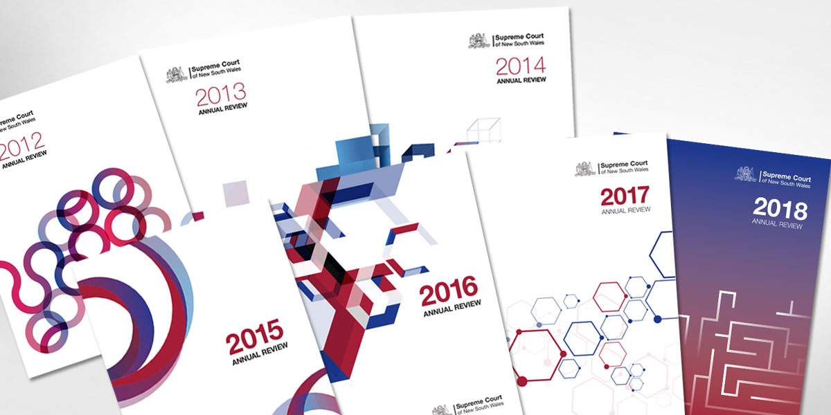 Supreme Court of NSW Annual Report